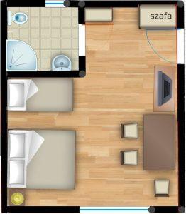 tanie pokoje w ustroniu